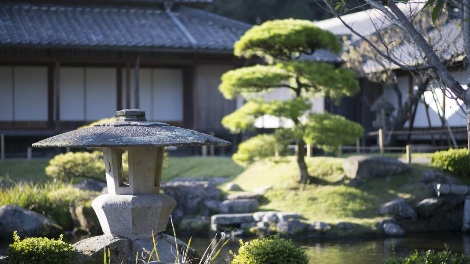 仙巌園 庭園