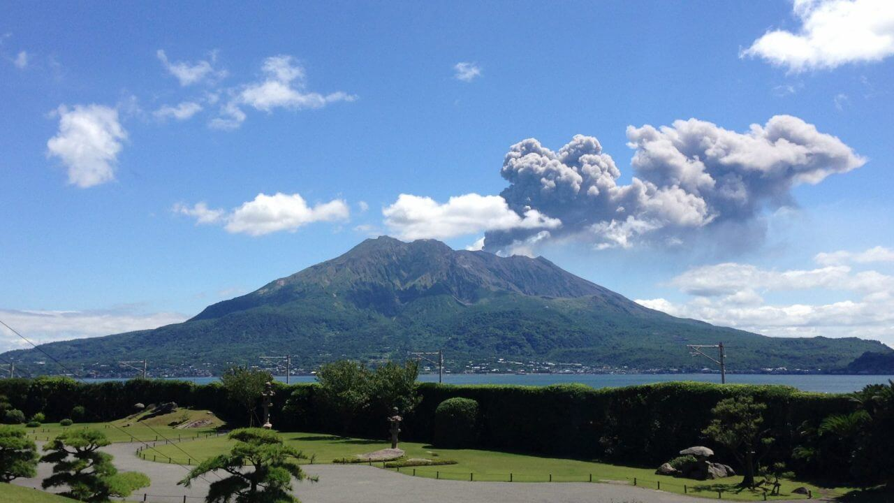 Unparalleled beauty of Sakurajima