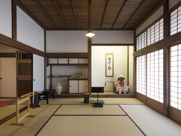La stanza di Tadashige