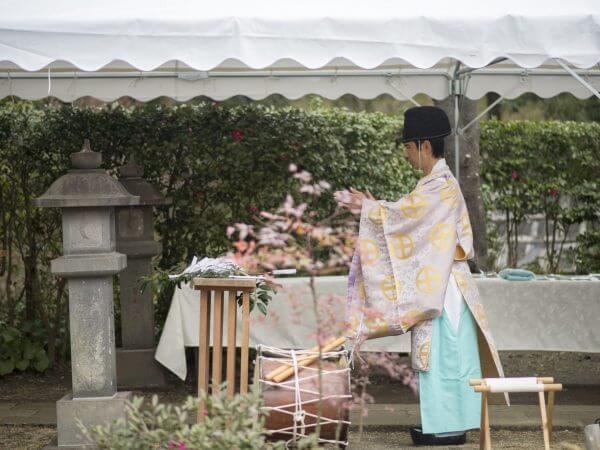 Cat Shrine Longevity Ceremony