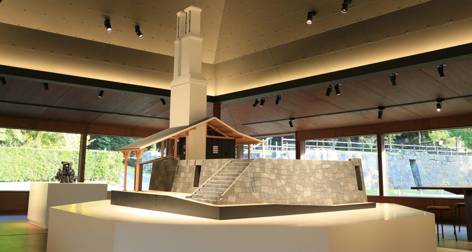 鹿児島 世界文化遺産オリエンテーションセンター