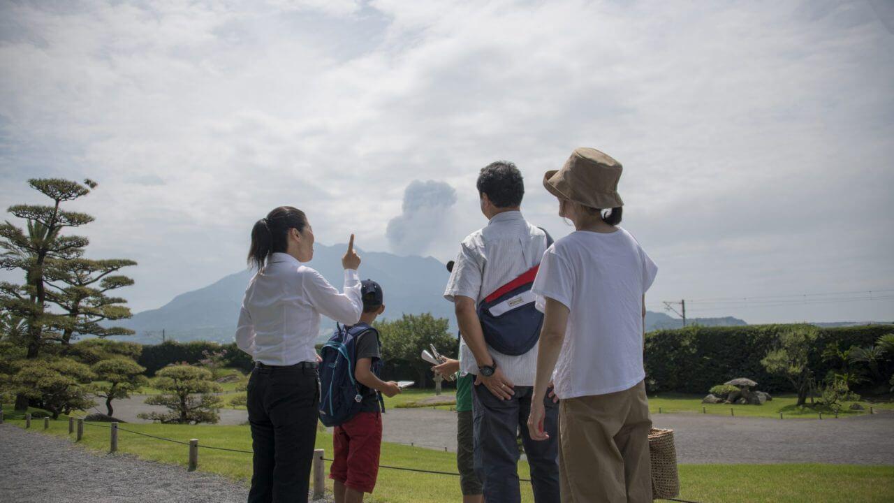 guide sakurajima