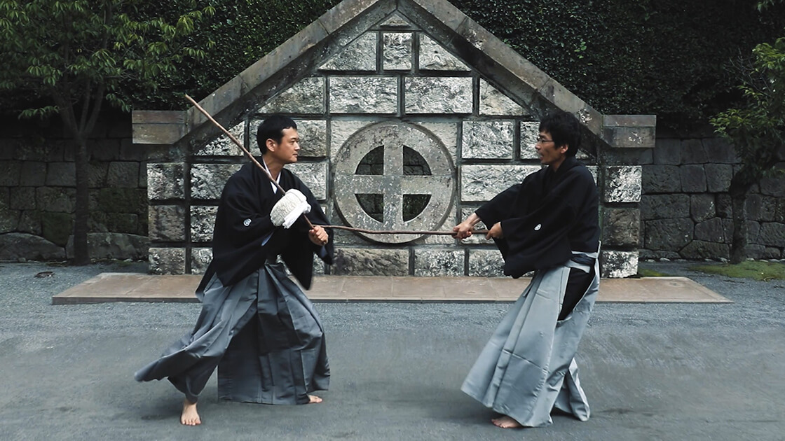 samurai sword jigen-ryu
