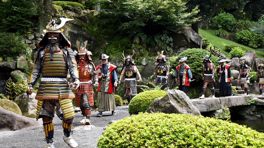 shimazu samurai