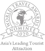 asia leading tourist attraction award