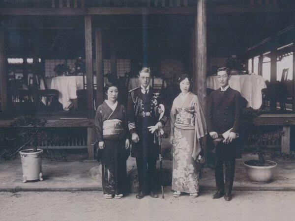 Friendship Between Britain and Satsuma