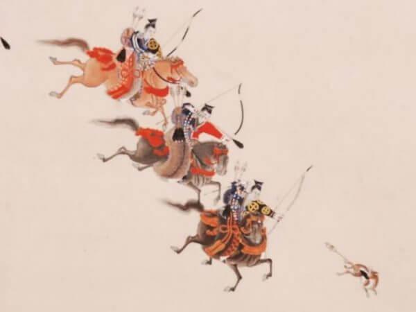 Inu-o-mono – Samurai Mounted Archery