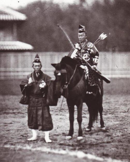 samurai archer shimadzu