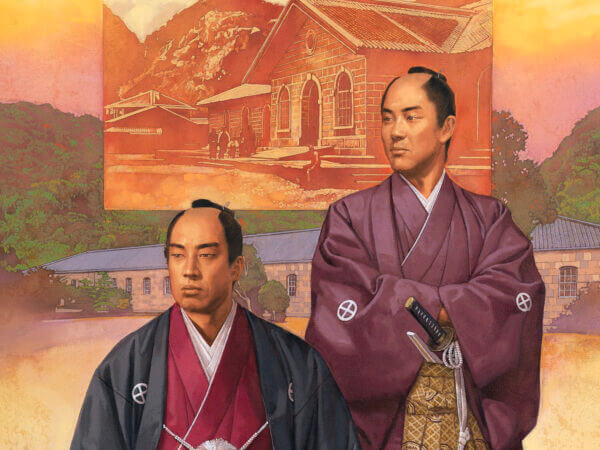 Shimadzu Tadayoshi and Hisamitsu
