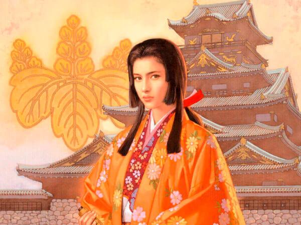 持明院 亀寿姫生誕450年「みんなのジメサァ」展
